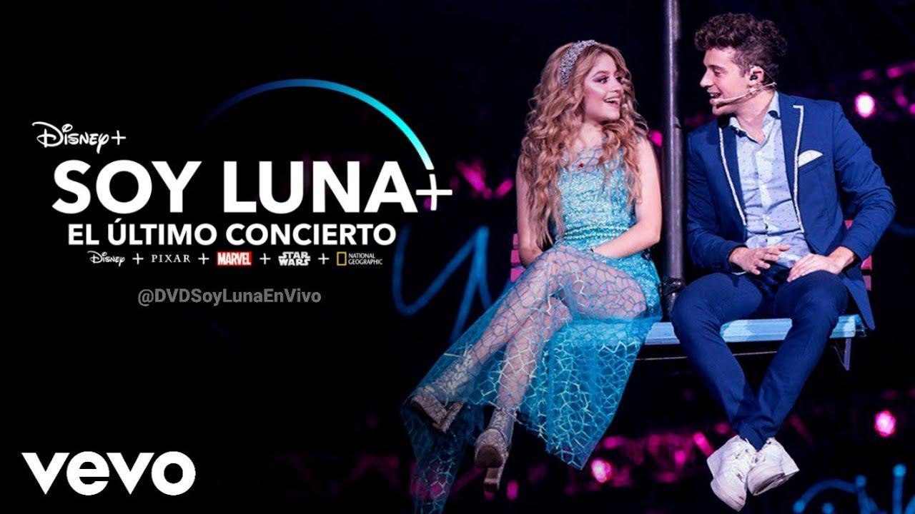 Soy Luna En Vivo Quédate Disney Plus Soy Luna El último Concierto Karol Sevilla Y Ruggero Youtube