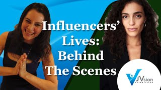 Influencers' Lives: Behind the Scenes Episode 1-  Mari