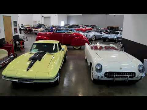 2018 Collector Car Auction at the Convention Center