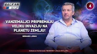 INTERVJU: Bernard Ljubas - Vanzemaljci pripremaju veliku invaziju na planetu Zemlju! (8.2.2019)