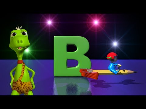 Baby Magic ABC HD #1 -- learning the alphabet for kids