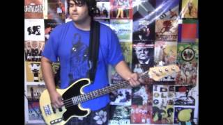 Planet Hemp - Dig Dig Dig (Cover Baixo/Bass com TABs)