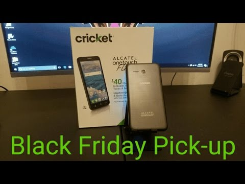 BLACK FRIDAY!!!!!! Alcatel onetouch Flint 39.99???? Deal or No Deal?? #Impressions