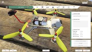"LIVESTREAM PRACTICE | ImmersionRC ""LiftOff"" FPV Quadcopter Sim 