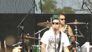 NOFX See Her Pee/I Wanna be an Alcoholic Riot Fest 2012