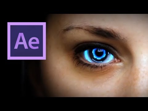 After Effects: Human Eye VFX