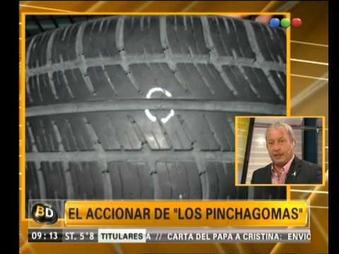 Cómo actúan los pinchagomas - Telefe Noticias