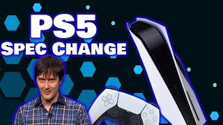 Sony Announces HUGE Change In PS5 Specs That Change Gaming! Microsoft Didn't See This Coming!