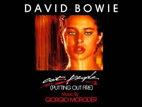 David Bowie – Cat People (Putting Out Fire) Lyrics ...