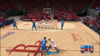 NBA 2k14 (PC) Gameplay Test on Intel HD 5500