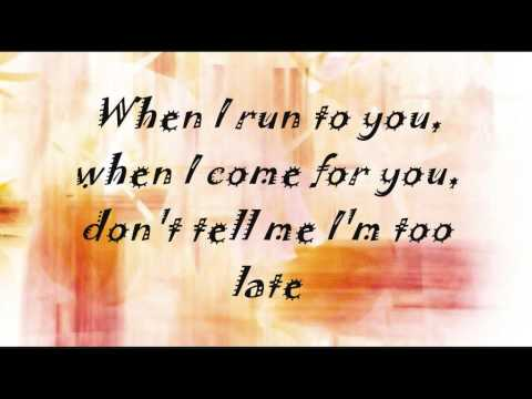 Enrique Iglesias - Maybe - LYRICS