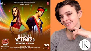 Illegal Weapon 2.0 | Street Dancer 3D Reaction!! | Indi Rossi