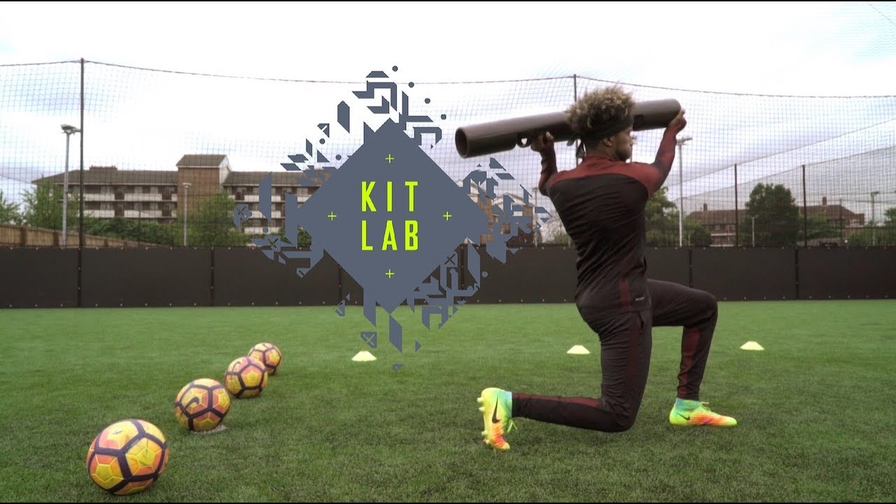 Football Fitness Drills - What is a ViPR? | KitLab