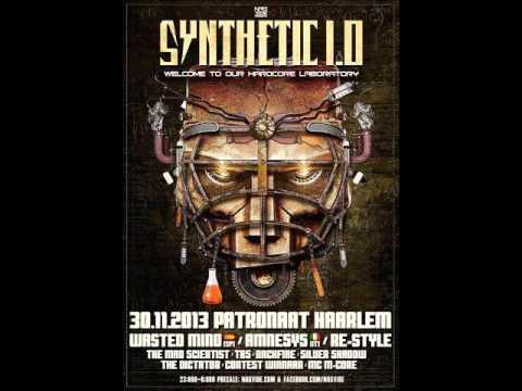 Spitnoise - Synthetic 1.0 Promo Mix