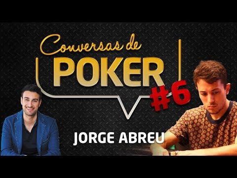 Conversas de Poker #6: Jorginho88 | André Coimbra