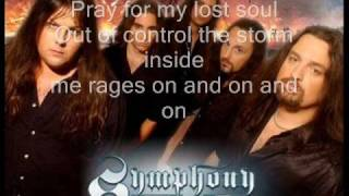 Symphony x - Out of the Ashes(lyrics)