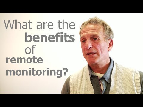 What are the benefits of remote fault-gas monitoring?