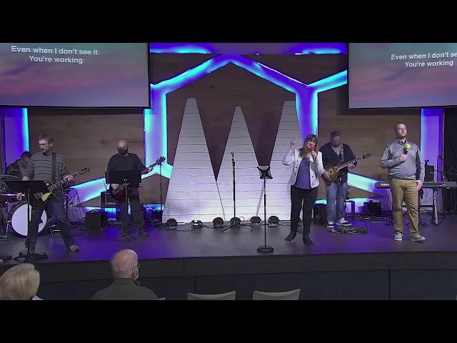 CWCC Worship Service:  cwcclive 1-10-21 8:30