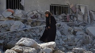 Ceasefire in Syria?