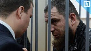 Приговор Эскерханову за оскорбление следователя