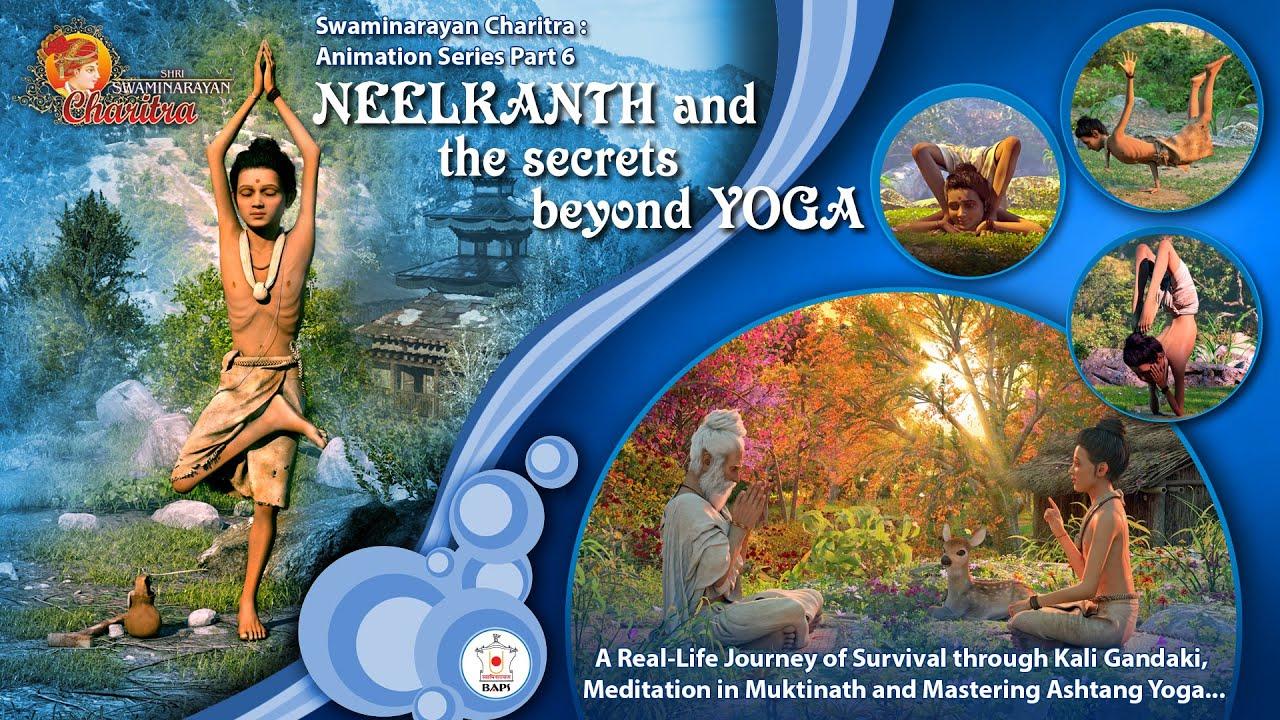 Download SSC6 - Hindi - Neelkanth and the Secrets Beyond Yoga: Shri Swaminarayan Charitra - Pt 6