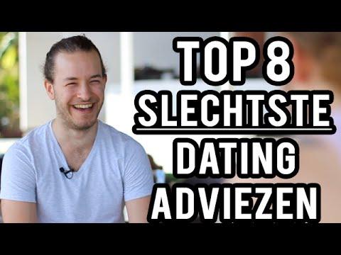 Slechtste dating advies