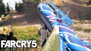 Uwielbiam ten granatnik! | Far Cry 5 (#11)