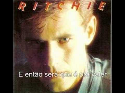 Um homem em volta do mundo - Ritchie