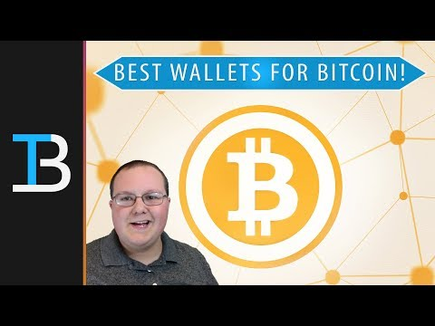 The Best Wallets To Hold Your Bitcoin & Keep Them Safe