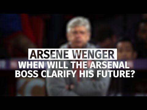Arsene Wenger - Arsenal Manager Leaves Fans In The Dark About His Future