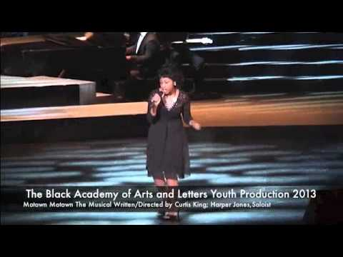 Heard It Through The Grapevine / Three Times A Lady - The Black Academy of Arts and Letters