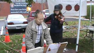 Menuet (Minuet) in the last day of 2011 Hartford NEFM