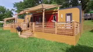 St. Avit Loisirs Campsite, Dordogne, France (2016) | Eurocamp.co.uk