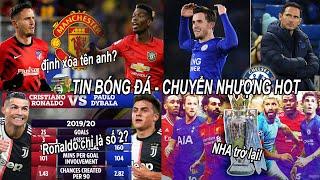 💥Tin bóng đá 23/4|MU tan mộng với người thay thế Pogba, Chelsea quyết có Ben Chilwell, NHA trở lại!