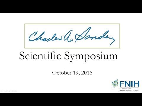 Charles A. Sanders, M.D., Scientific Symposium