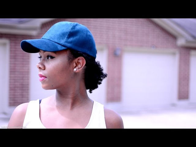 6 Easy Ways To Wear A Hat w/ Natural Hair
