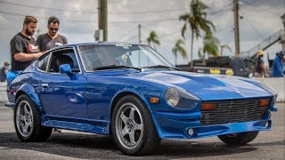 750HP Datsun 280Z Rear Mount Turbo - Amazing Restoration!