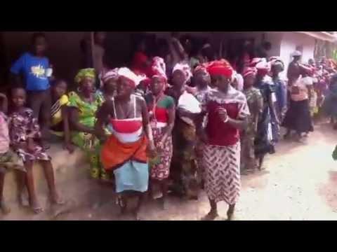 Sierra Leone Temne Culture
