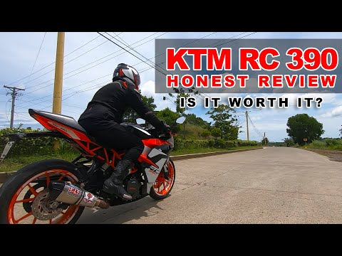 KTM RC 390 REVIEW PHILIPPINES
