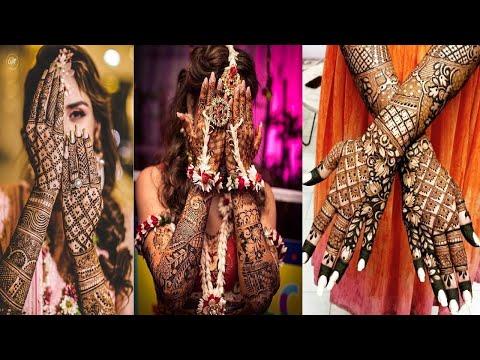 Best Bridal Mehendi Henna Designs Youtube
