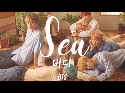 BTS - Sea (바다) [Eng/Han/Rom] Lyrics