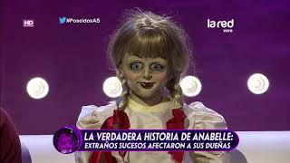 ¡Qué Miedo! La Verdadera Historia De Anabelle