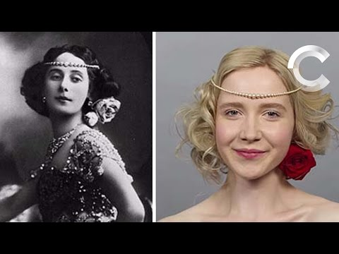 100 Years Of Beauty: Russia | Research Behind The Looks | Cut