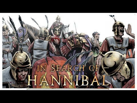 Creating a graphic novel about Hannibal