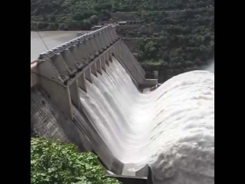 Narmada River Dam Sardar Sarovar  Video
