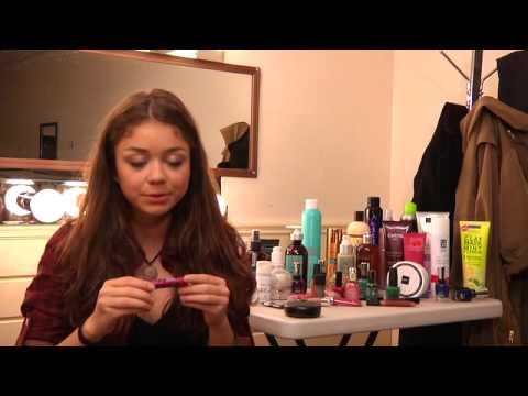 Cosmetics Confessional: Sarah Hyland