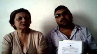 Entrevista com Carlos Renato comissão APEOC Jaguaruana