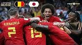 Belgique | Japon (3-2) Résumé du match