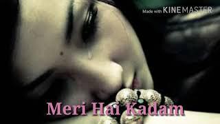 Jaane Is Safar Mein  Aisa Kya Hua Hai ful song video LyricsDon't Say Alvida (Sad)  Shreya Ghoshal