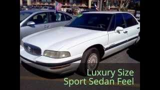 1999 Buick LeSabre - White - Leather - Low Miles/Low Price Easy Approval